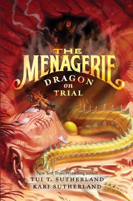 Dragon on Trial By Sutherland, Tui/ Sutherland, Kari